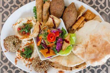 Comidas típicas árabes