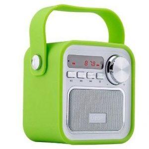 Altavoz portátil usb estilo radio Vooki
