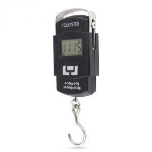 Báscula digital de precisión para maletas