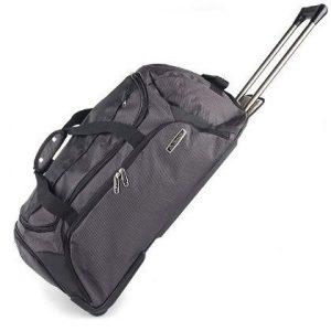 Bolsa de viaje con ruedas Kappa
