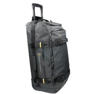 Bolsa de viaje con ruedas National Geographic