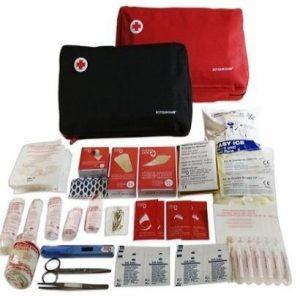 Botiquín de viaje de primeros auxilios Sans