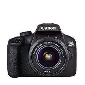 Cámara Canon EOS 400D