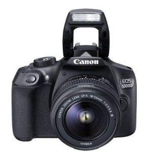 Cámara Nikon EOS 1300D