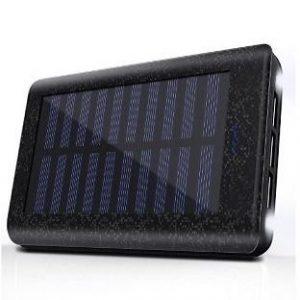 Cargador portátil para móvil solar Izete