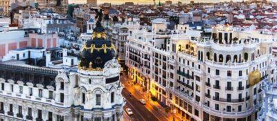 Viaje excitante en Madrid