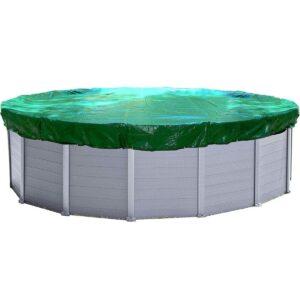 Cubierta para piscinas desmontables para segundas residencias con doble cara