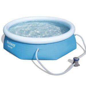 Cubierta para piscinas desmontables para segundas residencias resistente