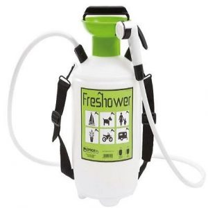 Ducha portátil de plástico Freshower