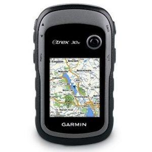 GPS de montaña con brújula incorporada