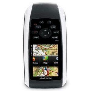 GPS de montaña con mapas mundiales