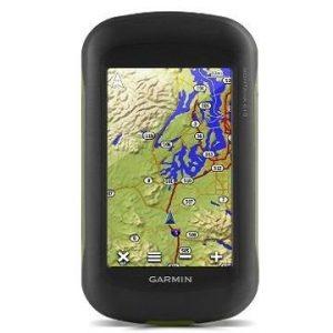 GPS de montaña Garmin 610