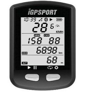 GPS para bicicletas con bluetooth Igpsport