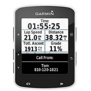 GPS para bicicletas de gran autonomía Garmin Edge 520