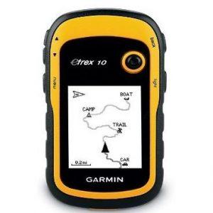 GPS para bicicletas Garmin Etrex 10