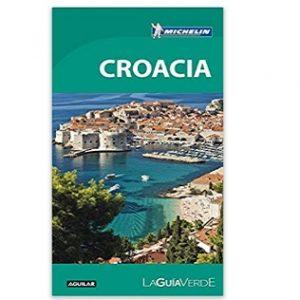La guía verde de Croacia, Michelin