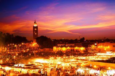 guías de viaje por Marruecos