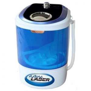 Lavadora portátil Aqua láser