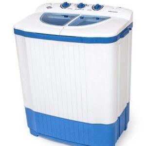 Lavadora portátil Tectake con secadora