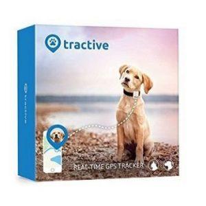 Localizador GPS para mascotas Tractive