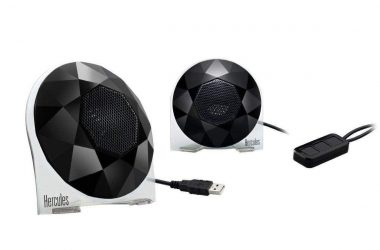 Altavoces portátiles usb