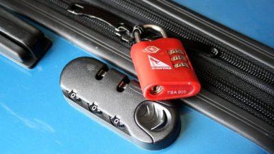 Candados para maletas