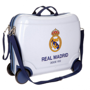 Maleta infantil Real Madrid