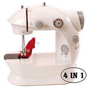 Máquina de coser de viaje portátil