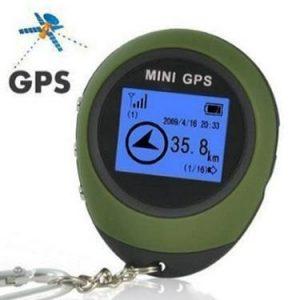 Mini GPS de montaña Podofo