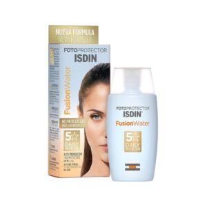 Protector solar facial anti envejecimiento