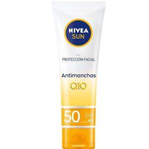 Protector solar facial anti manchas