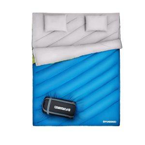 Saco de dormir doble ligero