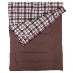 Saco de dormir doble máximo confort