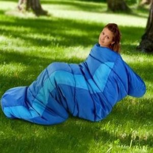 Saco de dormir impermeable Outad