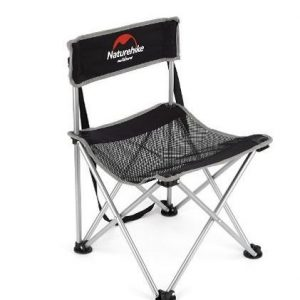 Silla de camping con red transpirable Outad