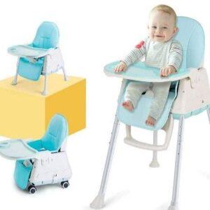 Trona de bebé portátil Laduo