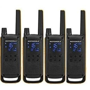 Walkie talkies profesionales Motorola