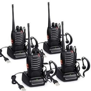 Walkie talkies profesionales Proster