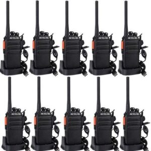 Walkie talkies profesionales Retevis
